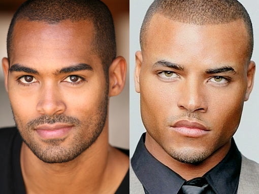 Lamon Archey (left) and Redaric Williams (right) are the latest addition to The Young and the Restless