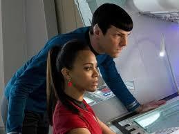 uhuru & spock