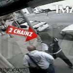 Watch Dramatic Footage: 2 Chains & Crew Accosted by Dudes with Guns