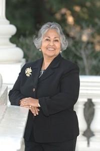 Senator Gloria Negrete McLeod