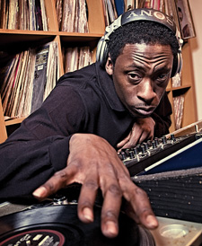 Producer/rapper Pete Rock is 43 today