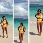 Wednesday Snaps: Angela Simmons Visits Anguilla – Look!