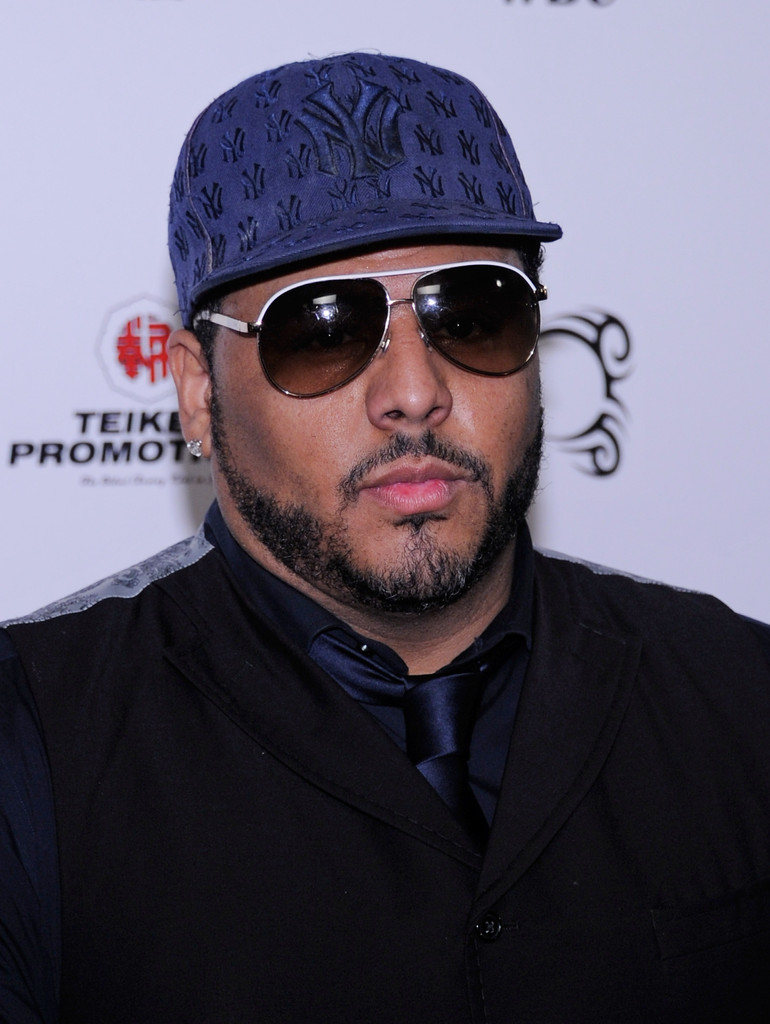Singer Al B. Sure! is 45 today
