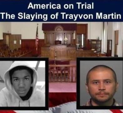 america on trial (trayvon martin slaying1a)