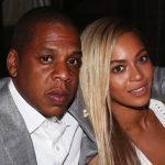 Jay-Z, Beyonce Celebrate 40/40 Club's 10th B'day (Pics)