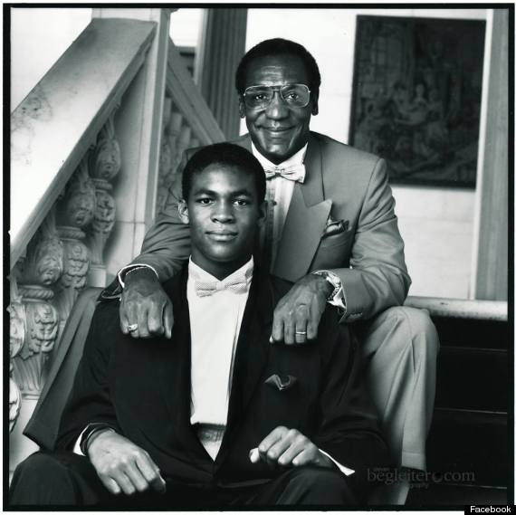 bill and ennis cosby