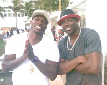 chad johnson & terrell owens