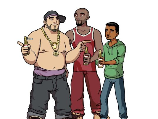 New FXX cable network plans Chozen, an animated series from Danny McBride about a gay white rapper, as its first original project.