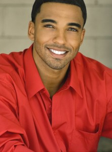 Christian Keyes stars in the UP Network original stage play 'Love Will Find A Way.'