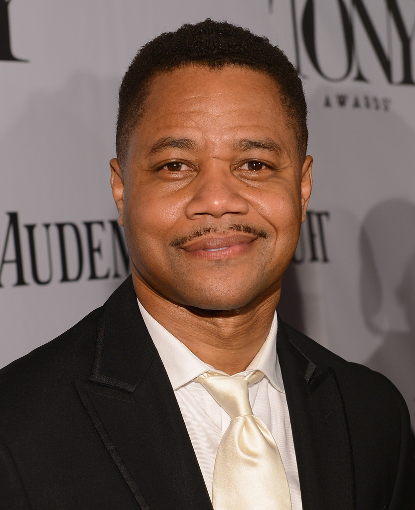 Actor Cuba Gooding Jr. attends The 67th Annual Tony Awards at Radio City Music Hall on June 9, 2013 in New York City