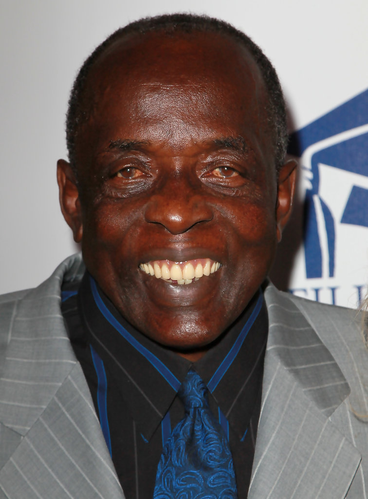 Football great Deacon Jones attends the Annual STARS 2010 Benefit Gala at the Beverly Hilton Hotel on November 1, 2010 in Beverly Hills