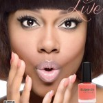 Singer Esnavi the Face of Vegan Nail Polish