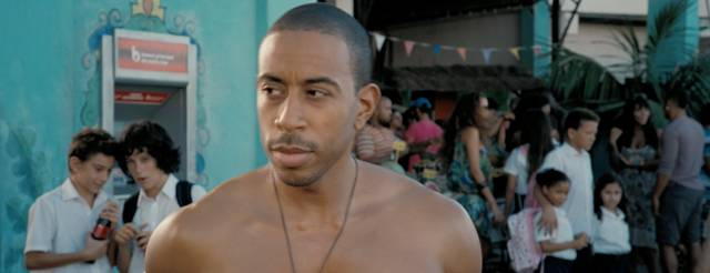 "Ludacris in a scene from ""Fast and Furious 6"""