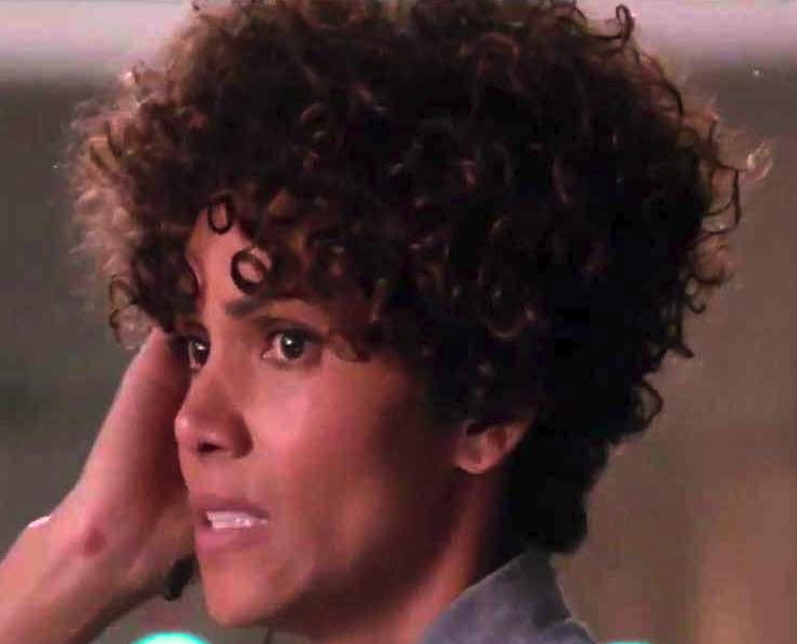 halle berry the call hair