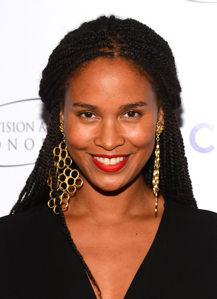 "Joy Bryant attends the ""6th Annual Television Academy Honors"" held at the Beverly Hills Hotel on May 9, 2013 in Beverly Hills"