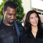 Kanye West 'Hasn't Left Kim and the Baby's Side'