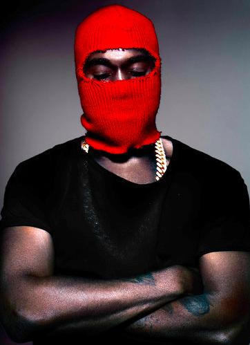 kanye west mask ny times