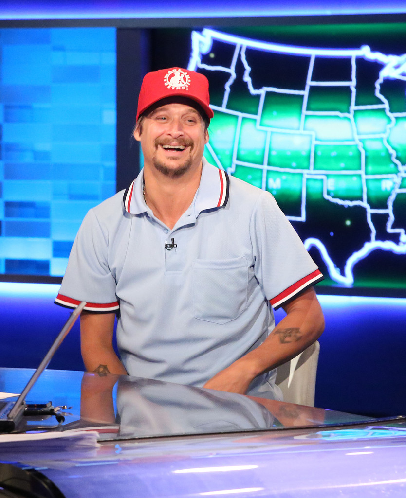 "Kid Rock visits FOX's ""America Live"" at FOX Studios on June 19, 2013 in New York City"