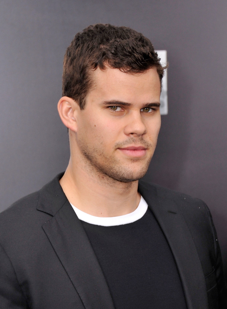 "NBA player Kris Humphries attends the ""Man Of Steel"" world premiere at Alice Tully Hall at Lincoln Center on June 10, 2013 in New York City"
