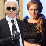 Karl Lagerfeld: Adele is Not 'Fat', Just 'A Little Roundish'