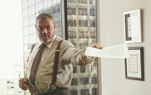 lawrence fishburne (perry white)
