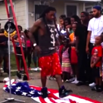Lil Wayne Stomps on US Flag During Music Video (Watch)