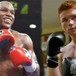 Ringside Update: Mayweather Vs. 'Canelo' (Boxing's Big Showdown)