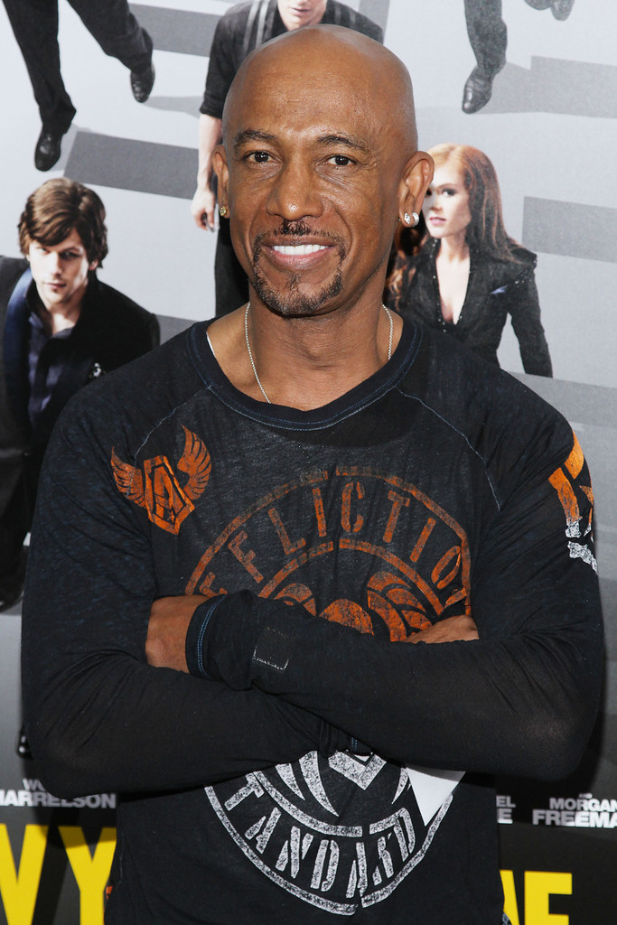 Talk-show host Montel Williams is 58 today