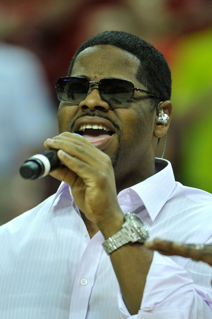 Singer Nathan Morris of Boyz II Men is 42 today