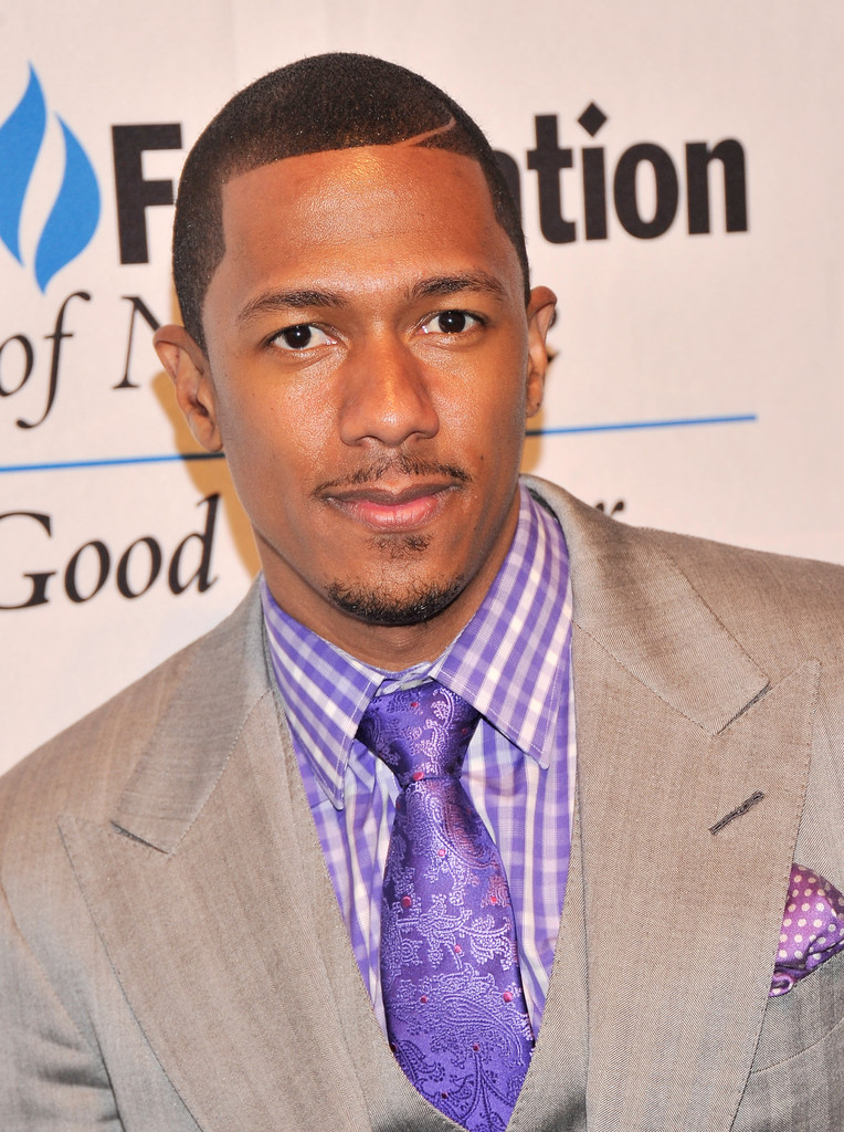 Actor/TV personality Nick Cannon attends The UJA-Federation Of New York Entertainment, - nick-cannon