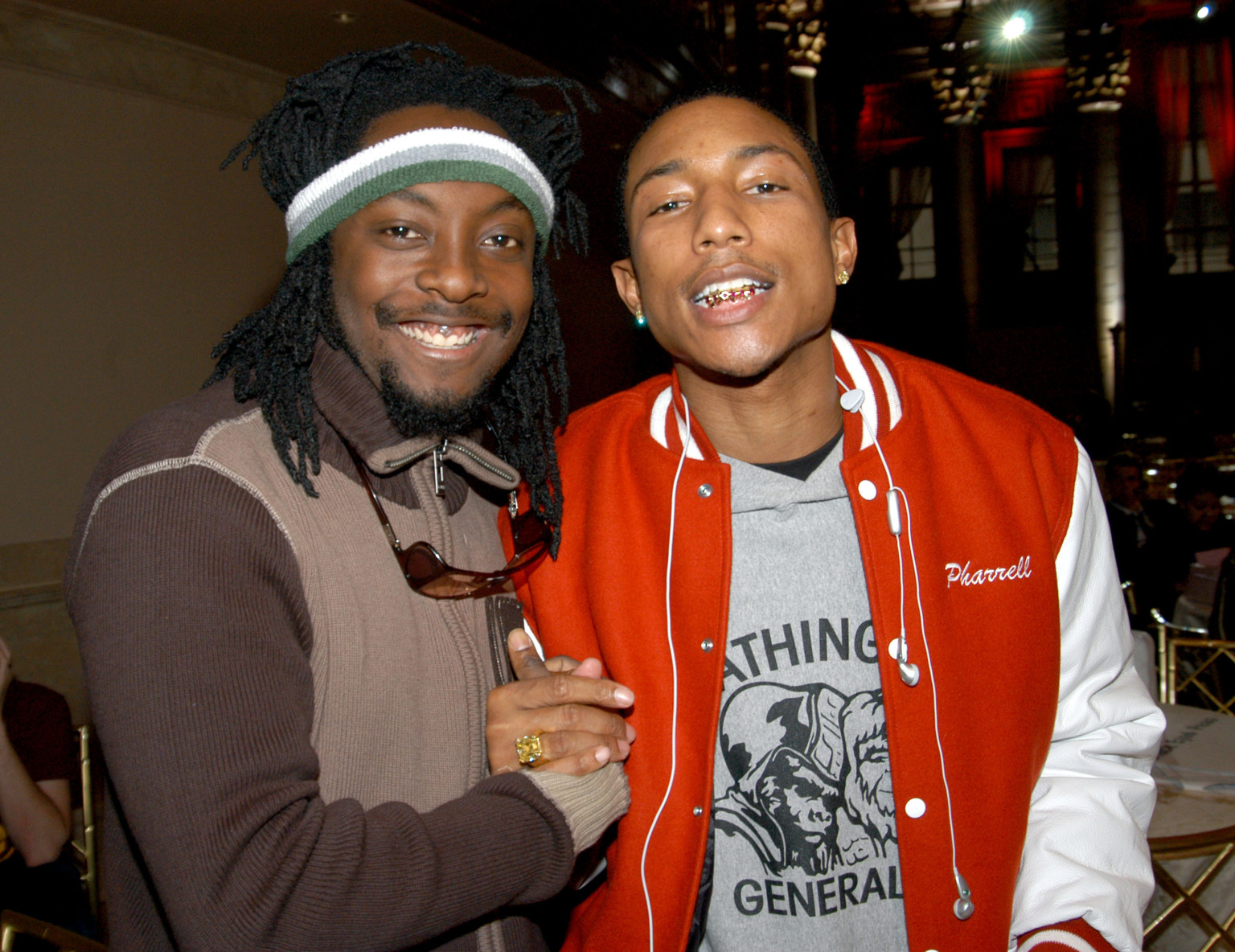 Pharrell and Will.i.am