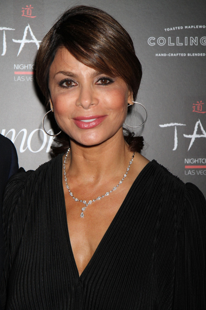 Singer-dancer-choreographer Paula Abdul is 51