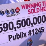 Powerball Jackpot of $590 Million is Still UNCLAIMED!