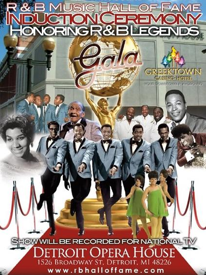 r&b hall of fame poster