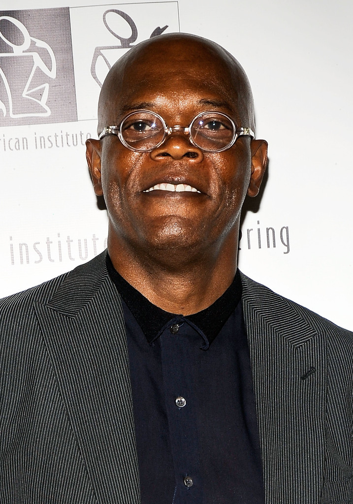 Samuel L. Jackson attends the 7th Annual 'Freeing Voices, Changing Lives' Benefit Gala at Tribeca Rooftop on June 3, 2013 in New York City