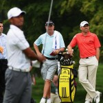 Sergio Garcia Tries to Make Up with Tiger Woods at Merion