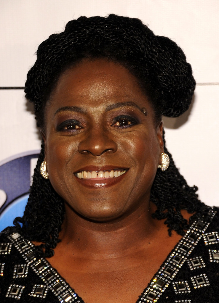 Singer Sharon Jones attends The Friars Club and Friars Foundation Honor of Tom Cruise at The Waldorf=Astoria on June 12, 2012 in New York City
