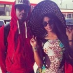 Tuesday Snaps: LHHA's Stevie J & Joseline Hernandez