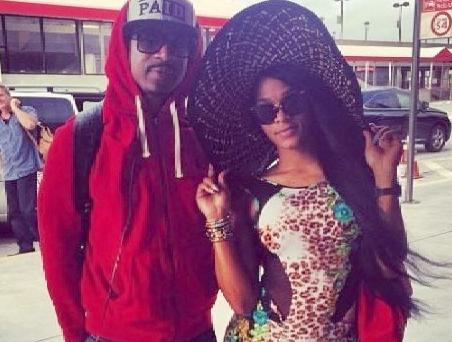 stevie J and Joseline (in puerto rico)