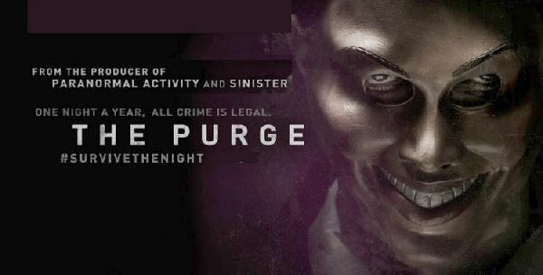 the purge (poster)