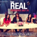 First Look: 'The Real' with Tamera,Tamar, Adrienne, Loni & Jeannie (Watch)