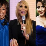 Tamar Braxton, Tamera Mowry Talk Show 'The Real' Debuts July 15