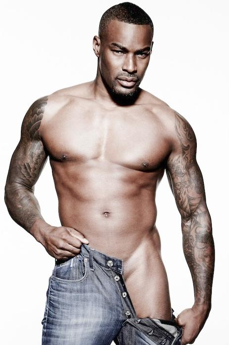 Tyson Beckford Wants to Get Booty Naked for 'Chocolate City' Film ... Laz Alonso Wife 2014