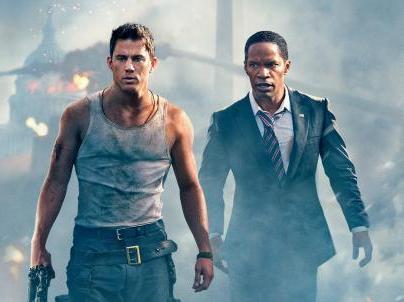 white house down (tatum & foxx)