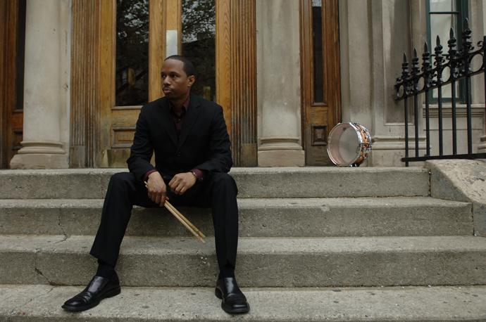 Jazz Drummer, Willie Jones, III