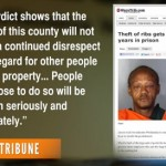 Man Gets 50 Years In Prison for Stealing Ribs?? (Video)