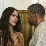 Paula Patton Insisted on Being Topless in Denzel Love Scene