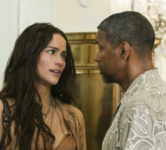 paula patton & denzel washington