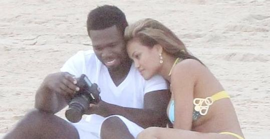 50 cent & daphne joy