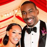 NBA's Amar'e Stoudemire, Wife Alexis Remarry in Miami